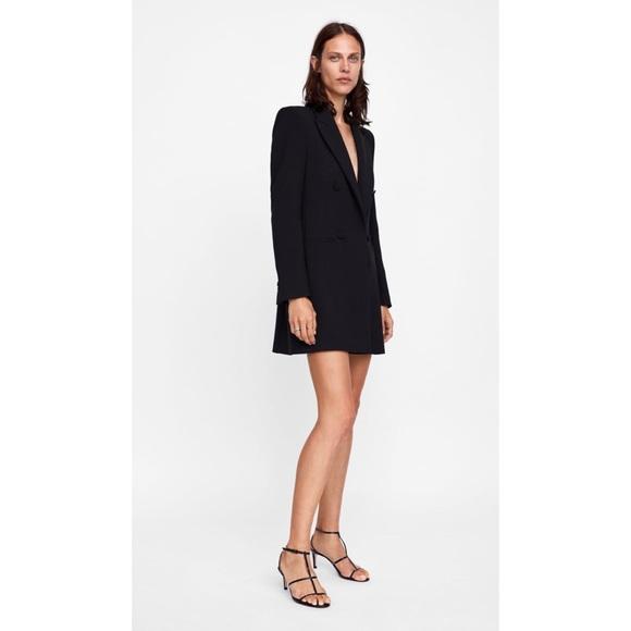 9c09b2e6 Zara Jackets & Coats   Tailored Frock Coat   Poshmark